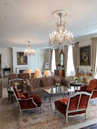 Grand Hotel Heiligendamm: Lobby