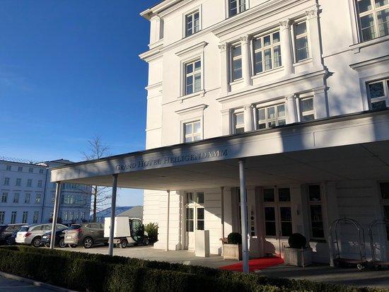 Grand Hotel Heiligendamm: Eingang