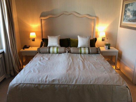 Grand Hotel Heiligendamm: Schlafzimmer Strandsuite 5205