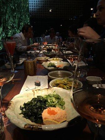 Emirate of Abu Dhabi, Förenade Arabemiraten: Crab Salad