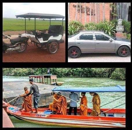 Angkor Taxi Driver