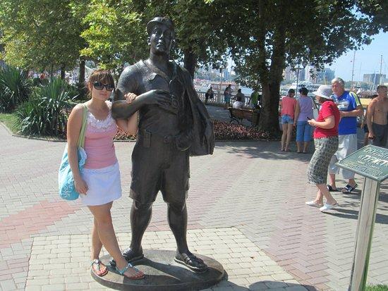 Monument Tourist