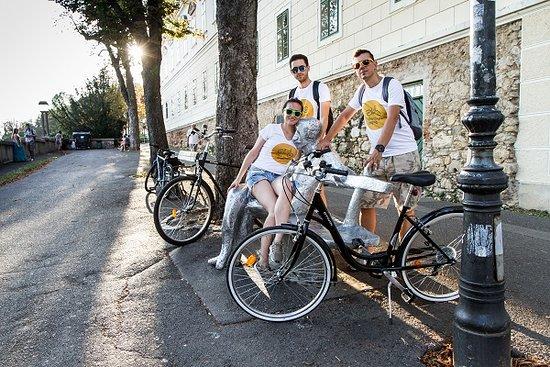 Bike Tours Zagreb