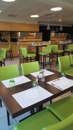 Joigny, France: Notre salle de restaurant