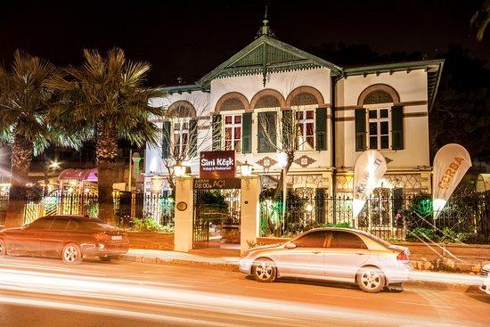 Sini Kosk Restaurant: Sini Köşk Restaurant / İzmir
