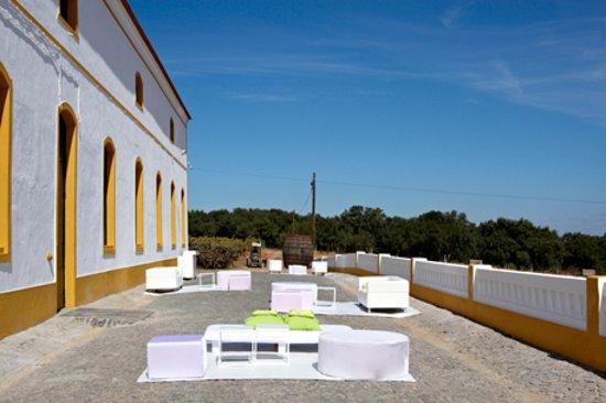 Evora, Portugal: Herdade das Cortiçadas
