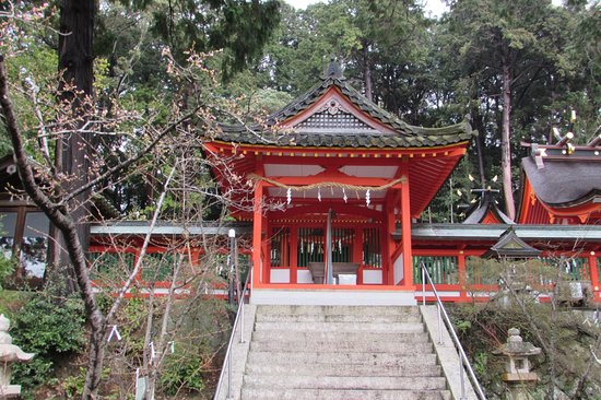 Hirohachiman Shrine