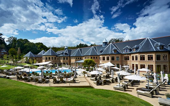 Bagshot, UK: The Spa