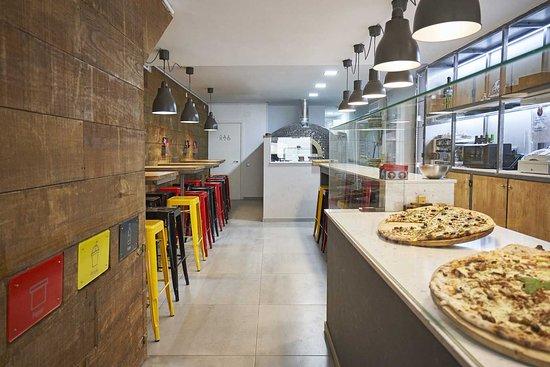 Valentino Pizza Terrassa Menu Prices Restaurant Reviews