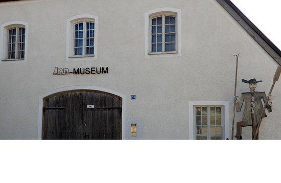 Rosenheim, Tyskland: Inn-Museum