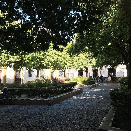 Plaza de Dona Elvira: Plaza de Doña Elvira.