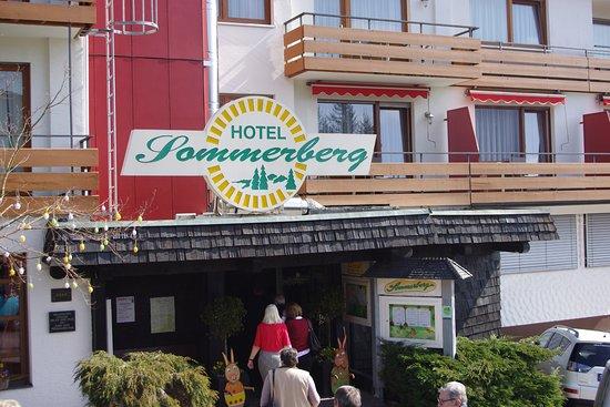 Waldhotel Sommerberg Aufnahme