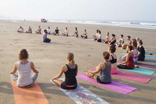 Yoga Teacher Training In Goa Picture Of Mantra Yoga Meditation School Rishikesh Tripadvisor