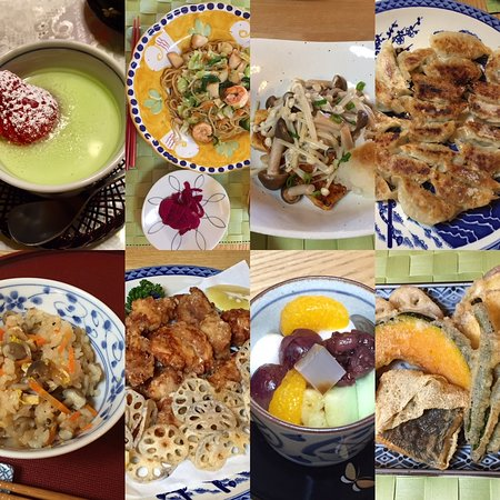 Food of the Seasons Japanese Homemeal Cooking