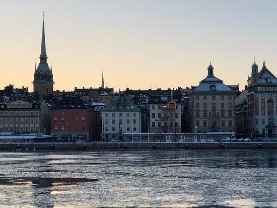 Skeppsholmen: View of Gamla Stan