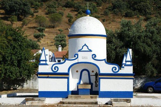 Monsaraz, Portugal: Fonte do Telheiro
