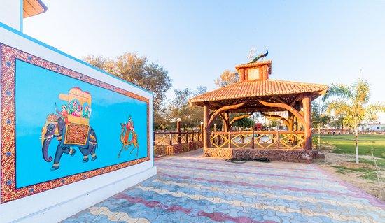 Hotel Teja Garden: View