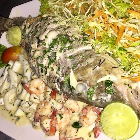 Indian Ocean Fish Grill
