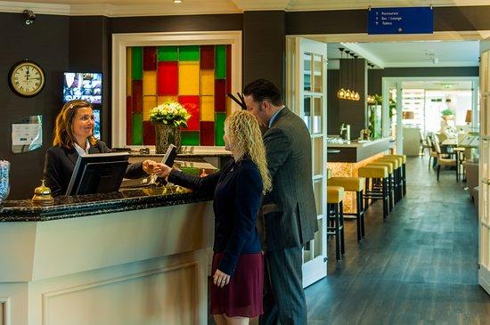 Tulip Inn Leiden Centre : Reception
