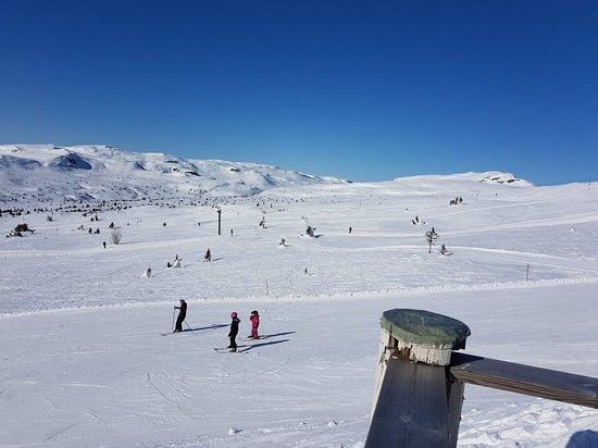 Skeikampen skisenter. Anbefales