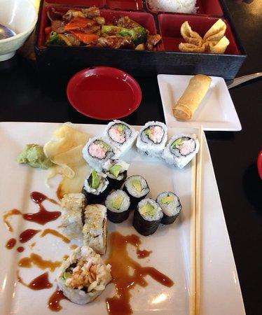 Gardner, KS: sushi