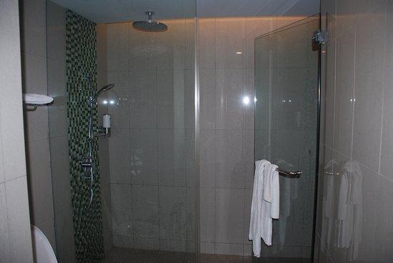 Ibis Styles Jakarta Sunter: Deluxe Room Bathroom   Rain Shower Head