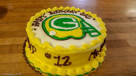 Egg Harbor, วิสคอนซิน: Birthday cake