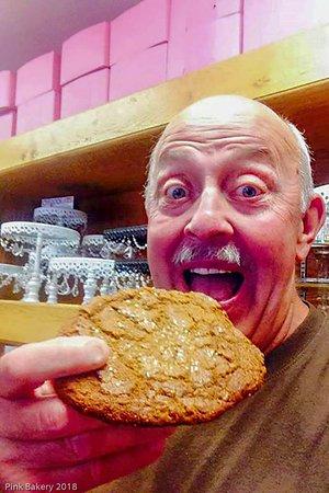 Egg Harbor, วิสคอนซิน: Cookie Monster!
