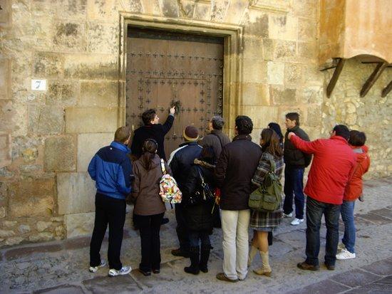 Albarracin, Espagne: ANDADOR Visitas Guiadas - Visita guiada