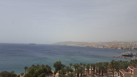 Herods Vitalis Spa Hotel Eilat: נוף
