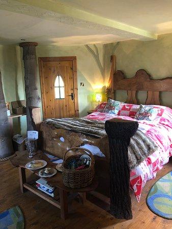 Fernie Castle Hotel: Treehouse Bedroom
