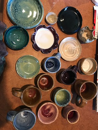 Studio Z: Pottery turned out beautiful