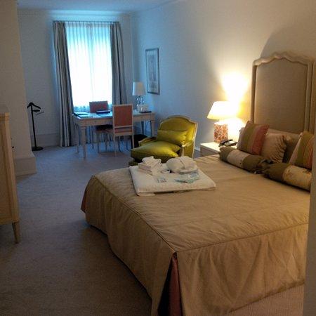 Ostseebad Heiligendamm, ألمانيا: Bed of suite 2302.