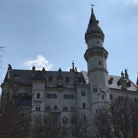 Wunderschönes Schloss