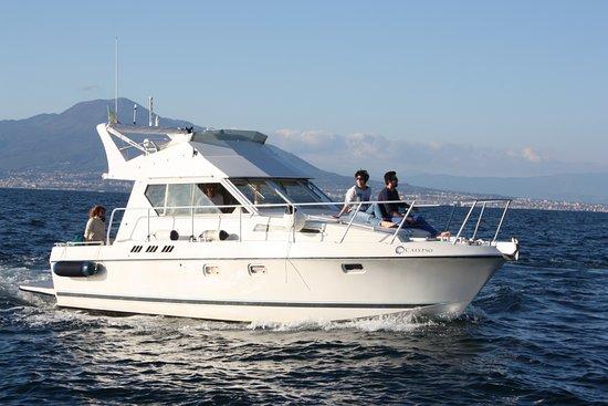 Calypso Boat Tours Sorrento