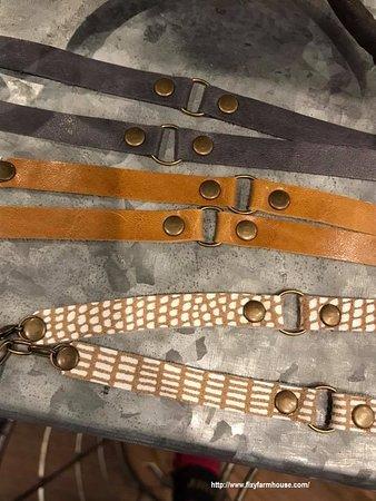 Shattuck, โอคลาโฮมา: Fixy Farmhouse fashion suspenders