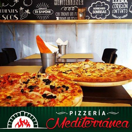 Pizzeria Mediterránea