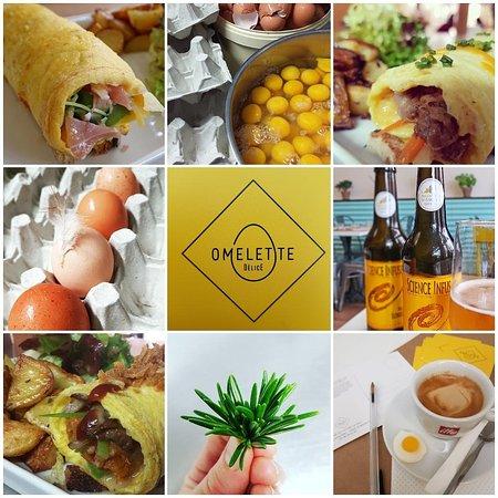 Omelette Delice