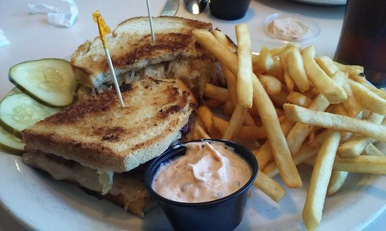 Lapeer, MI: Best Reuben sandwich & Raspberry ice tea. Will be back again.