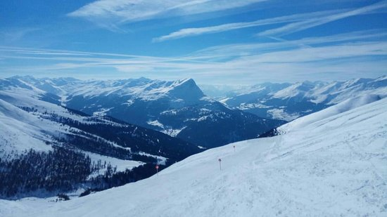 Skigebiet Nauders Bergkastel