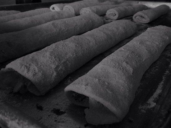 Guatacrêp': panes de chocolate