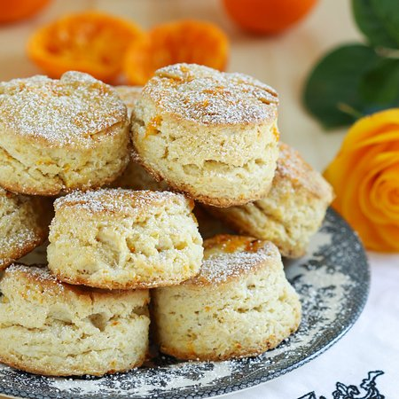 Dorchester-on-Thames, UK: Famous for our scones
