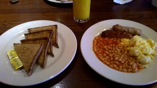 Toby Carvery - Speke Boulevard: Buffet breakfast - excellent!