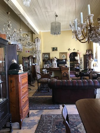 Willowmore, South Africa: How delightful is this - shop, tearoom & haven ....