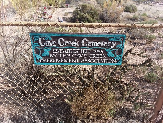 Cave Creek Cemetary