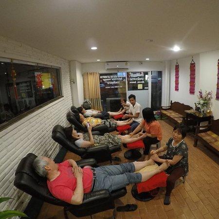 Greenland Massage