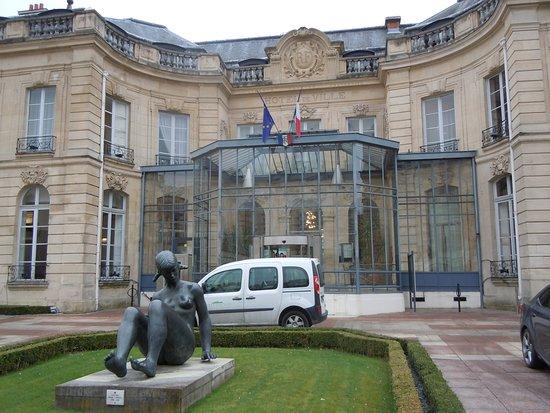 Hotel de ville d'Epinay sur Seine