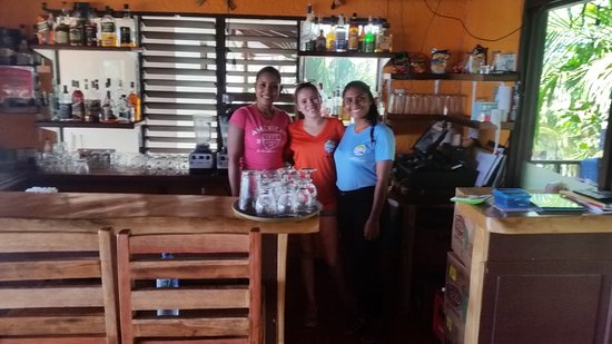 Playa Junquillal, Costa Rica: Super Friendly staff!
