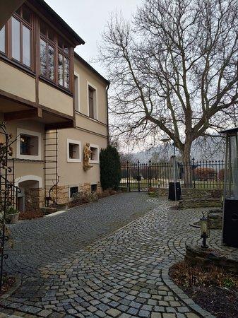 Stribro, Tsjekkia: Venkovní část