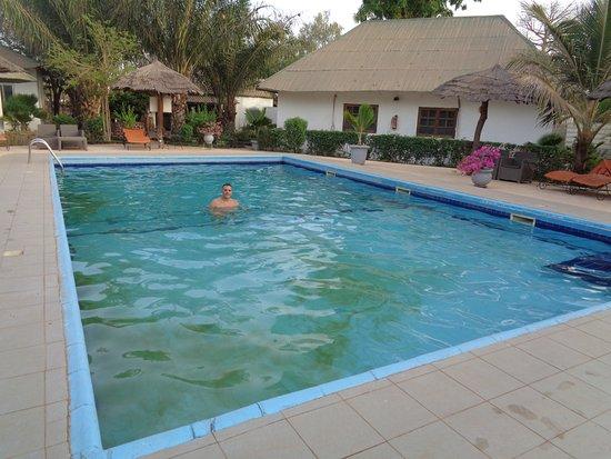 Kedougou, Senegal: piscina